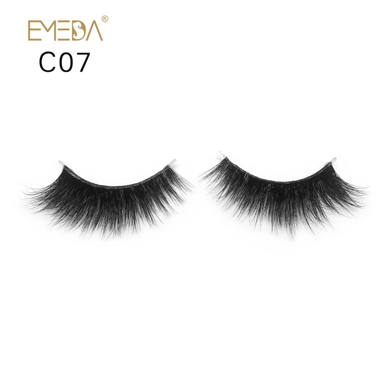 Unique 3d Real Mink Fur Eyelash Good Lashes Y-PY1
