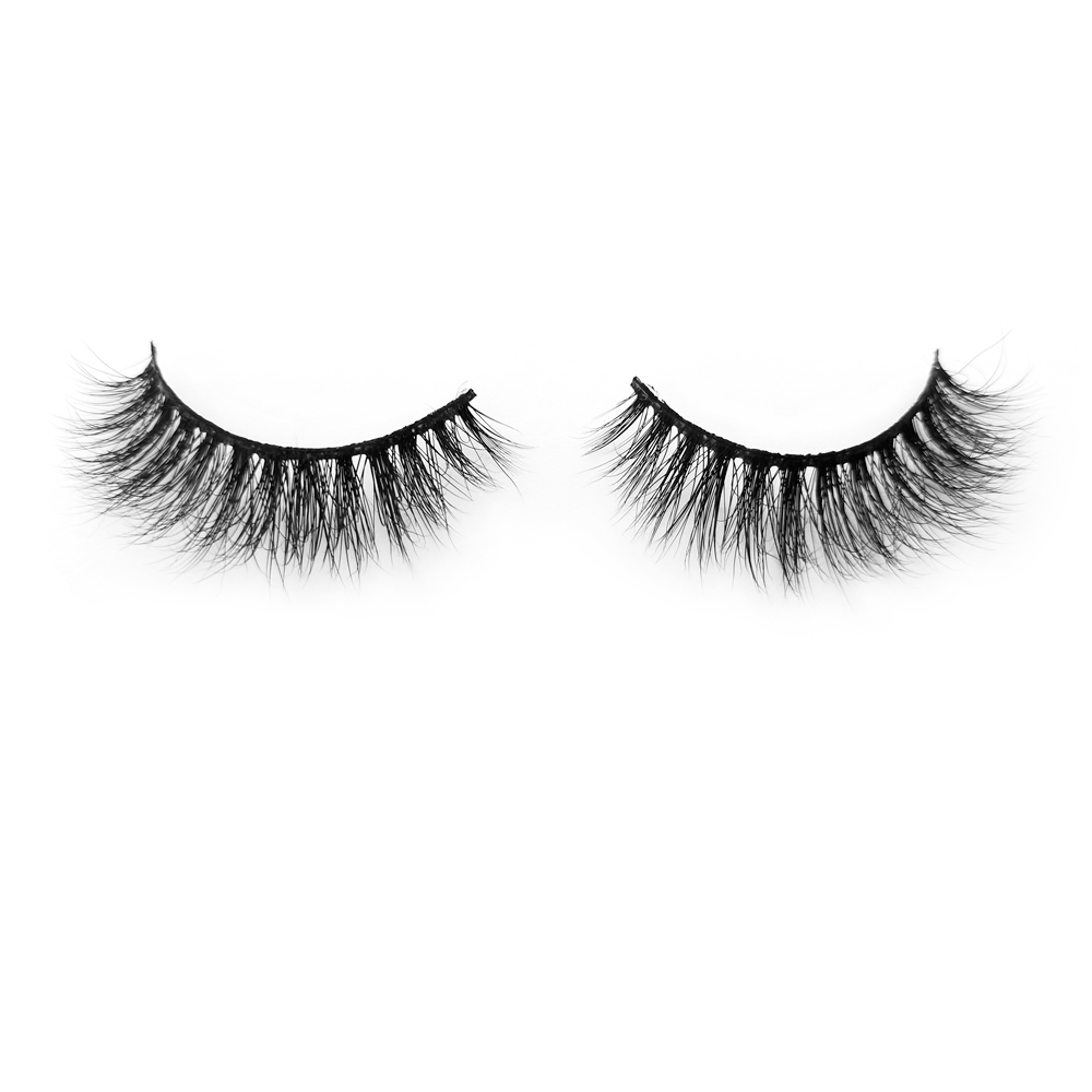 wholesale mink lashes and with luxury eyelash packaging in USA 2020