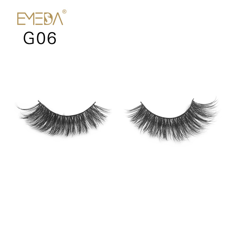 Authentic Best Quality Long Mink Eyelashes Y-6