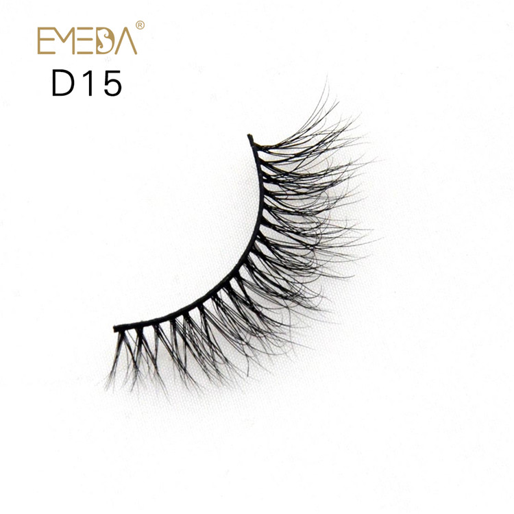 Top Model Premium Siberian 3d Mink Eyelash Y-77