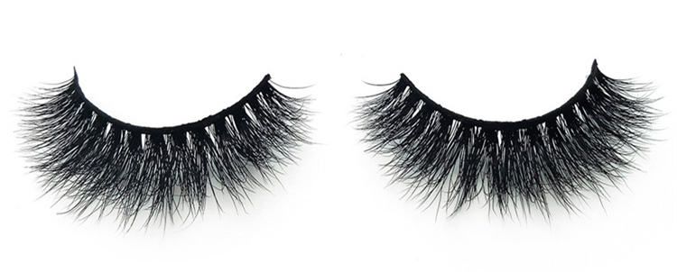 Real 3D mink eyelash with private label JH189