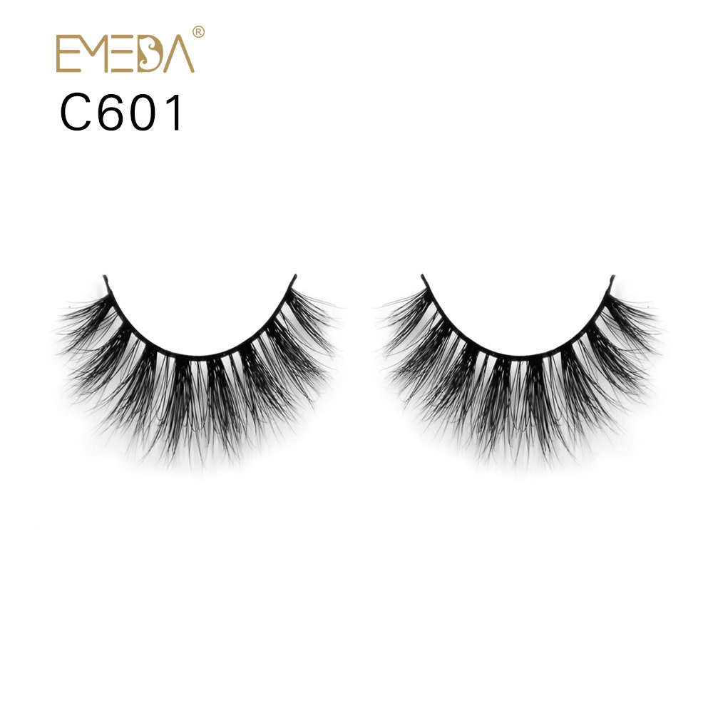 Wholesale High Quality Curelty Free 3D Real Mink Lashes Vendors ZX05