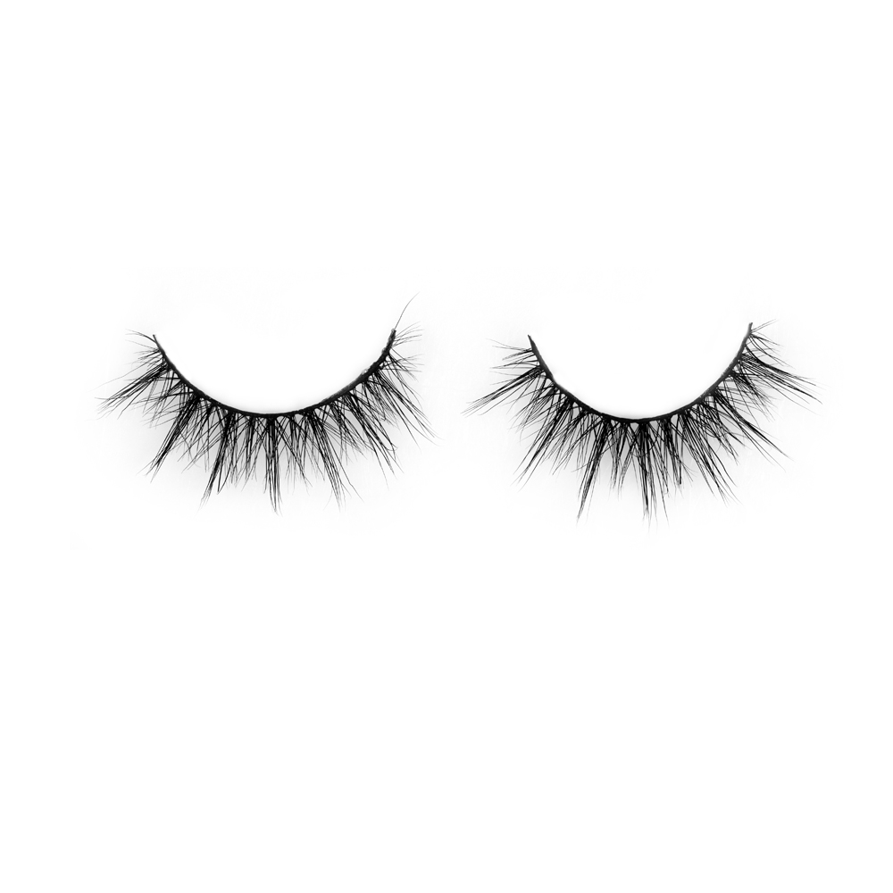 Inquiry for best quality mink eyelashes best eyelash vendor private label15-18mm lashes USA YL98