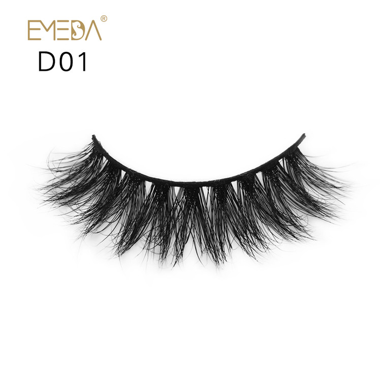 Wholesale Best Nature lookingl Mink Eyelash Y-63-PY1