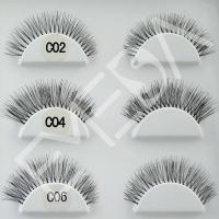 100% Human Hair Made False Eyelashes BrandsSD030