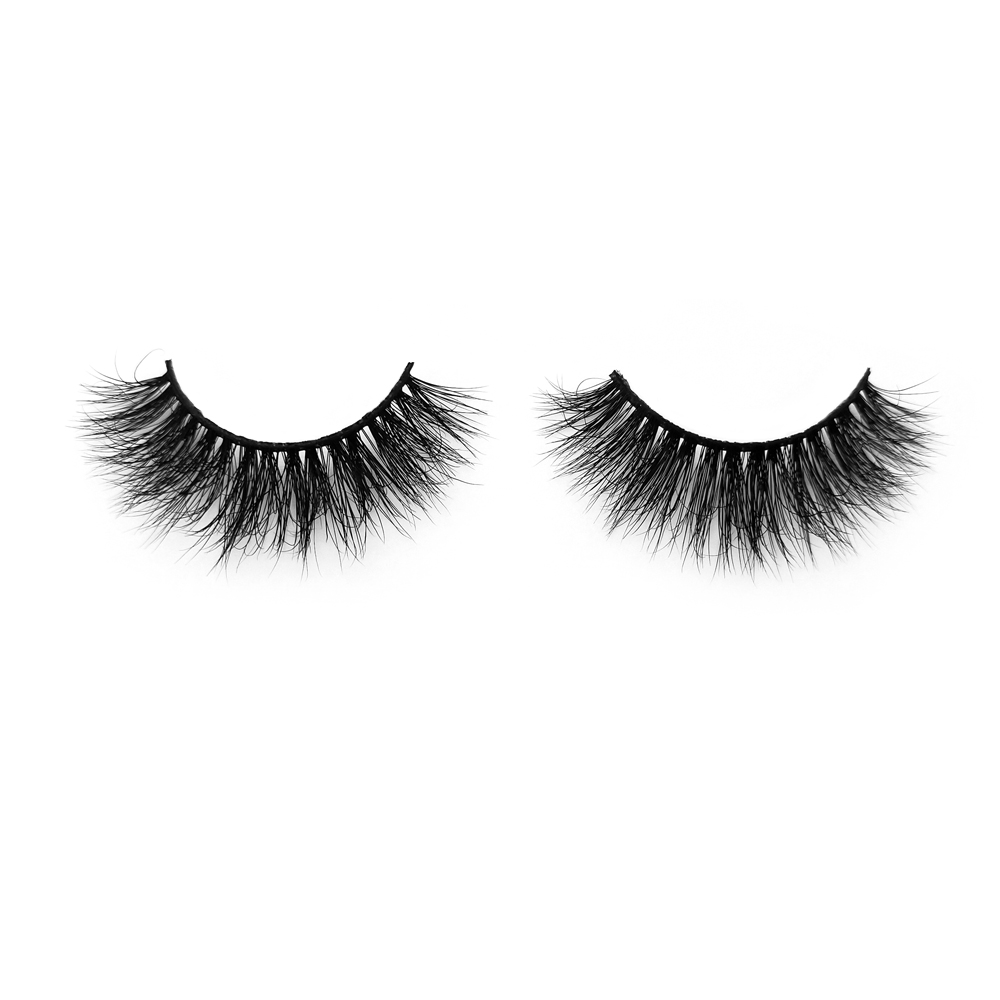 5D Mink Lashes Create Your Own Brand Name False Strip Lash Natural Lashes YL09