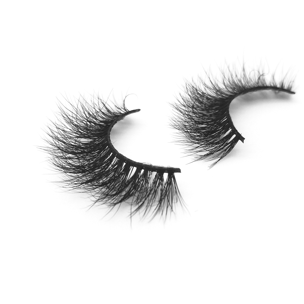 5D Mink Lashes Create Your Own Brand Name False Strip Lash