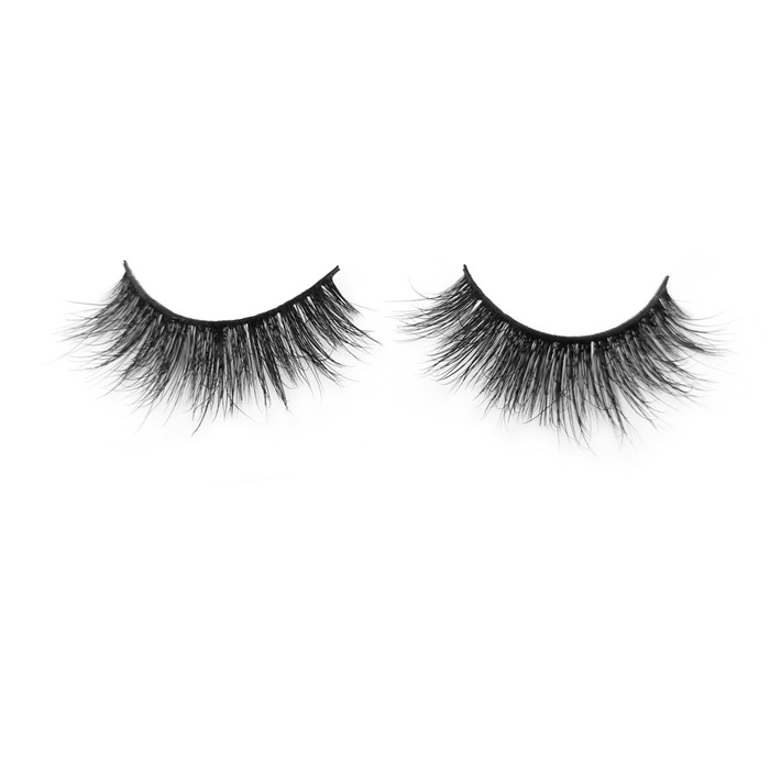 Fashion strip 3D mink lashes vendor JH157