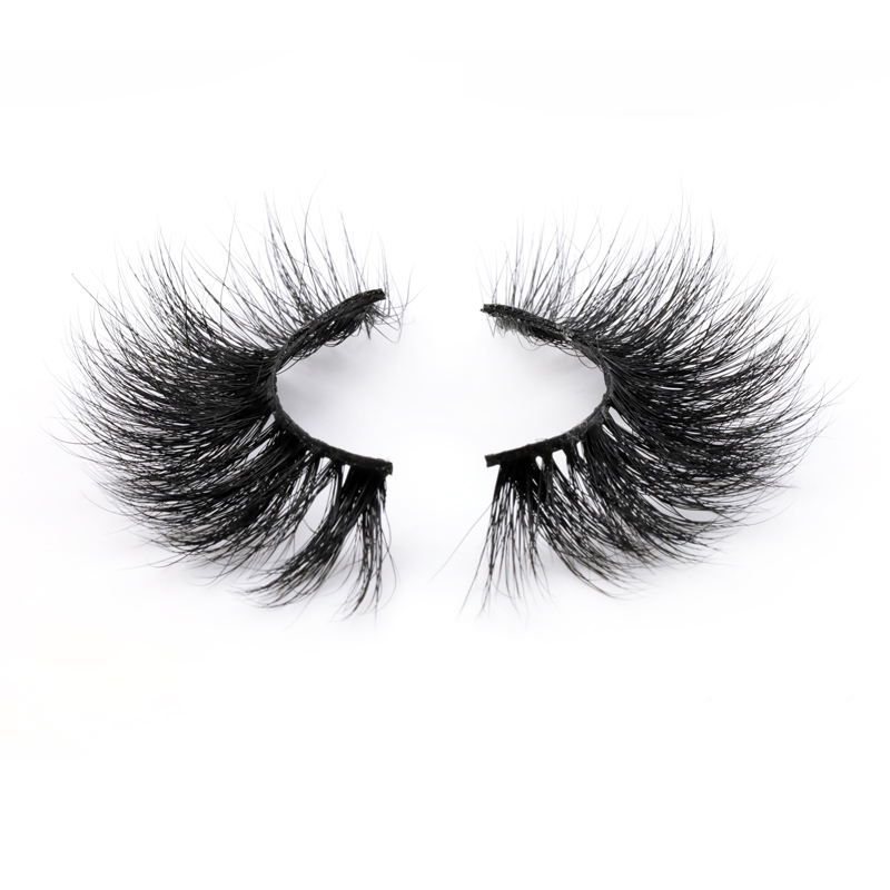 Inquiry for private label 25mm 3D 5D mink hair lashes affordable siberian mink eyelashes fluffy 3D effect  JN65