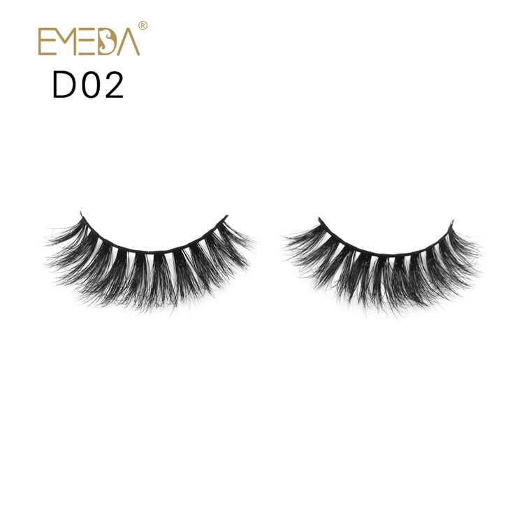 Wholesale 100% Real Mink Eyelashes PY1