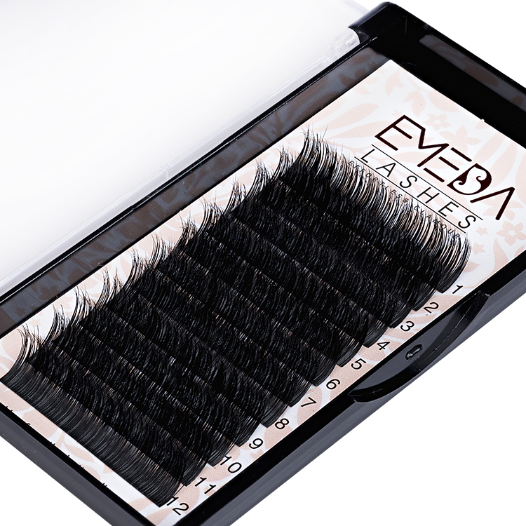 Real Mink Eyelash Extension Vendor With Factory Wholesale Price  YL21