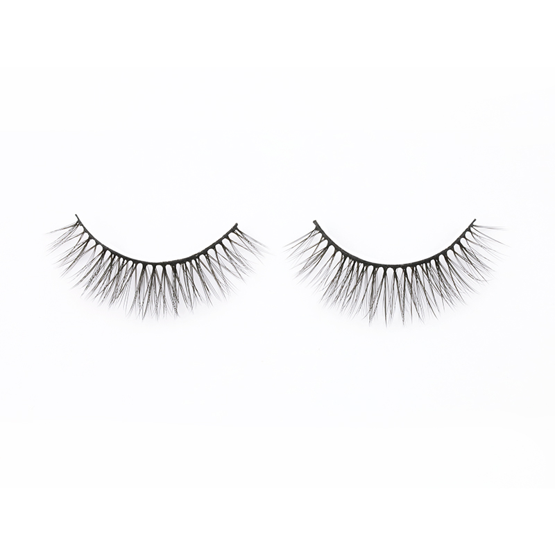 Wholesale Price for High-quality 3D Silk Strip Lashes Natural Styles Soft and Comfortable Eyelashes YY109