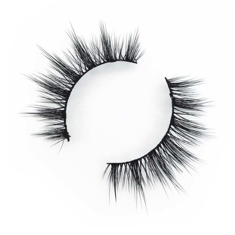 Inquiry for 3d silk eyelashes create your own lashes brand faux mink lashes vendors synthetic eyelash wholesale XJ22