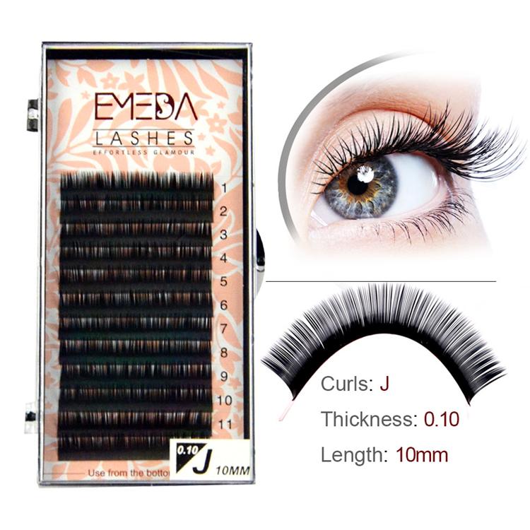 Professional Korean Eyelash Extension Js14 Emeda Eyelash