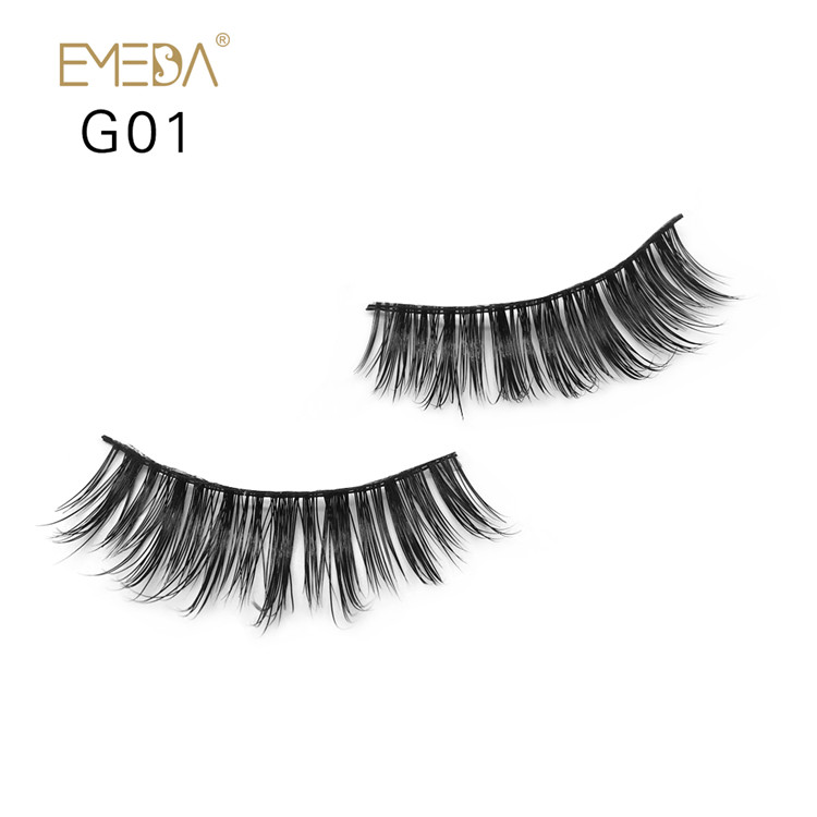 Own Brand Pretty Authentic 3d Mink Eyelashes Y-PY1