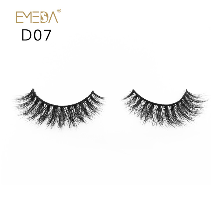 Dulcet Lashes Unique Label 3d Mink Eyelash Y69-PY1