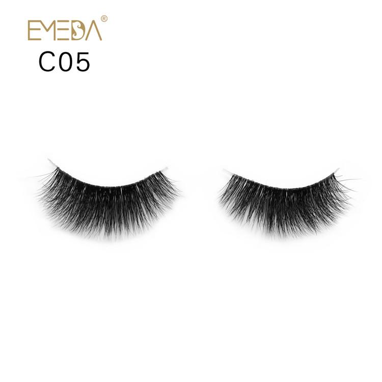 Unique Luxury Mink Lashes Best Brand lashes Y-59 - Emeda ...