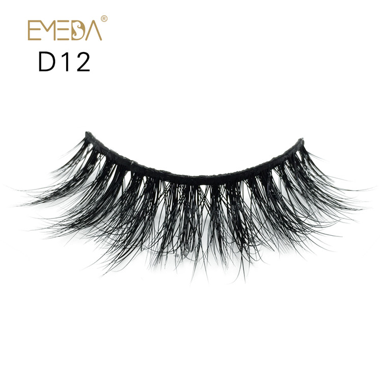 Best Real Natural Looking 3d Mink Eyelashes Y-74-PY1