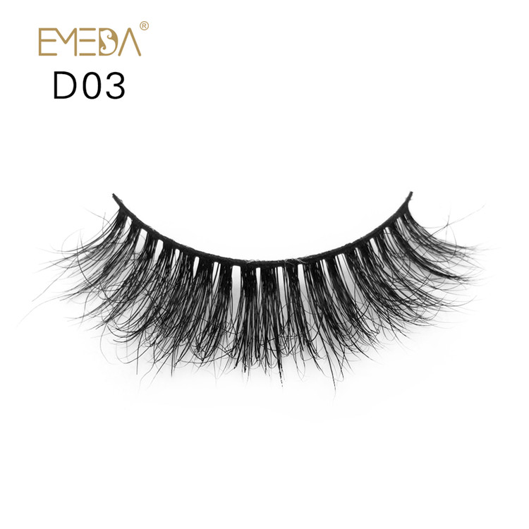 3D mink lashes eyelashes,reusable JH-PY1