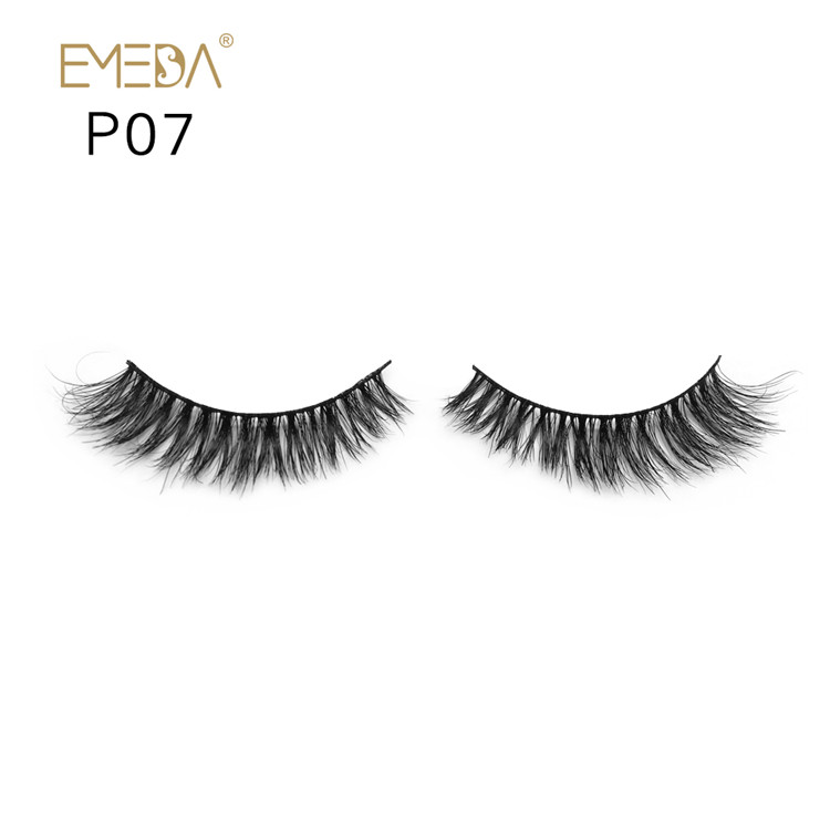 Pretty Feel Soft Siberian Mink Eyelashes Y-84
