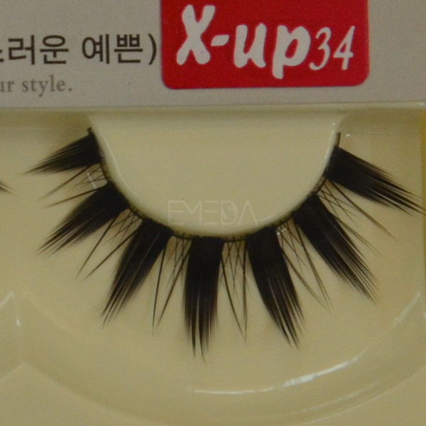 Korea silk eyelashes long thick eyelashesL72