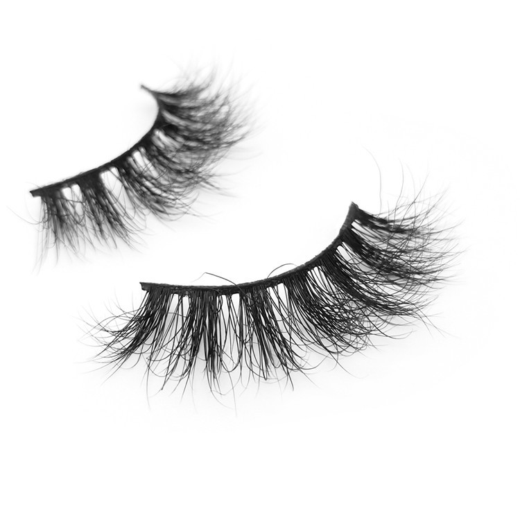 Mink Eyelash Vendors Wholesale Natural Looking 5D Mink Lashes PY1