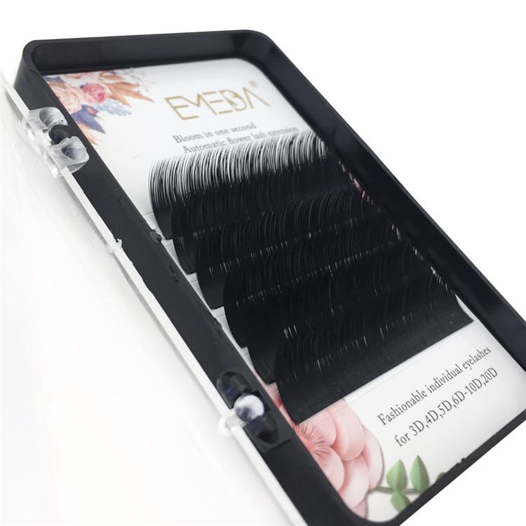 Individual Automatic Flowering Eyelashes Best Quality