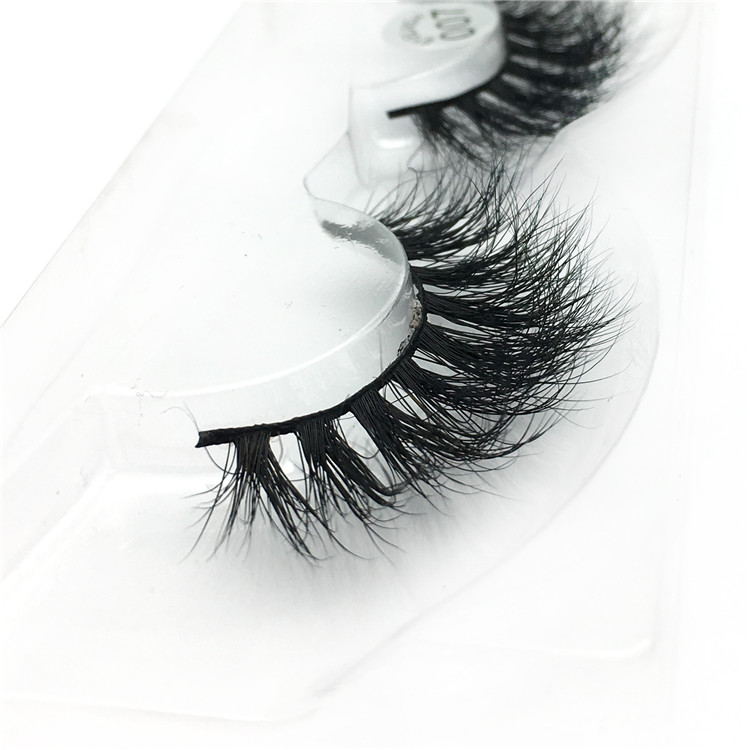 Custom Natural Mink Eyelashes With Private Label PY1