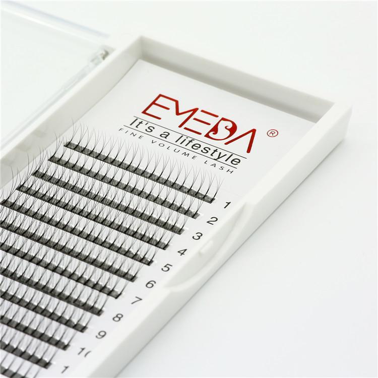 Wholesale Volume Single Cluster Eyelash Extensions Py1 Emeda Eyelash