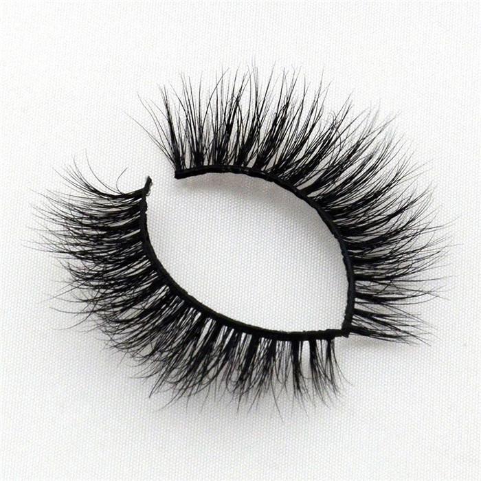 Natural&charming 3d mink false eyelashes YP53
