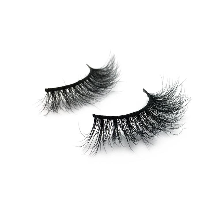 Mink Eyelash Factory Supply ODM OEM 3D Lashes JE53