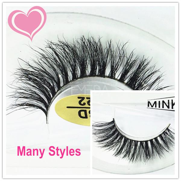 Supply Free Eyelashes Samples Mink 3d Eyelashes El23 Py1 Emeda Eyelash