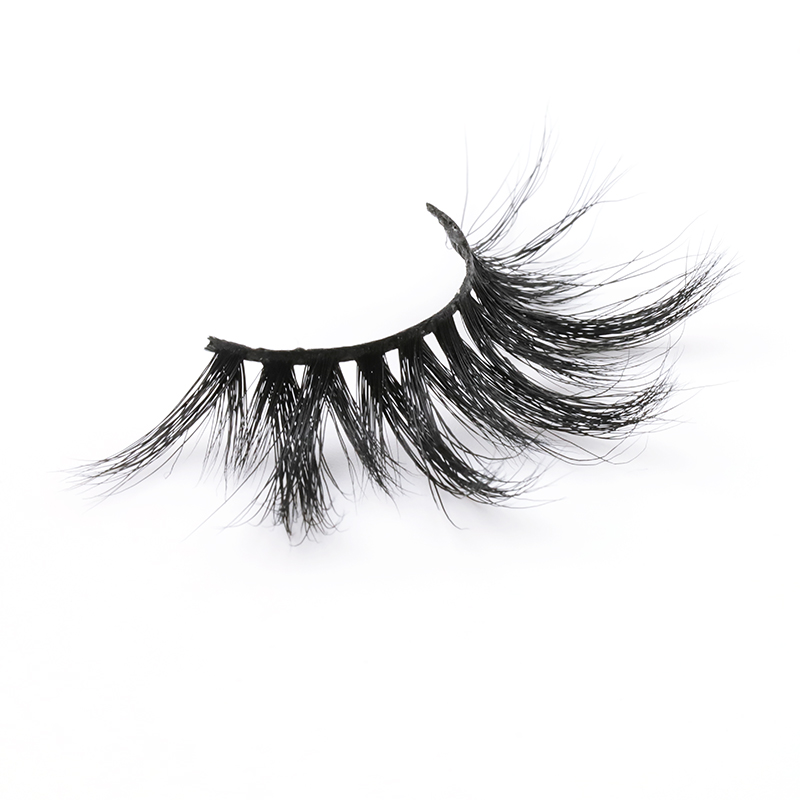 Inquiry for wholesale Hot selling big reusable lashes 25mm mink lashes in Long Luxury 100% Siberian Mink Fur and cruelty free with soft lash band in UK and US 2020 XJ36