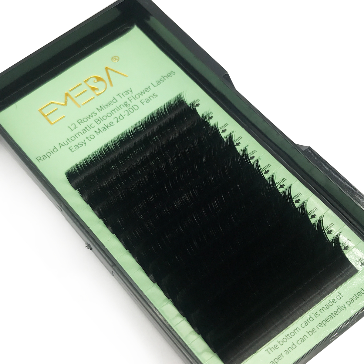 Premium Eyelash Supplier Sell Easy-Fan Blooming Eyelash Extensions UK USA Free Samples Accepted YY65