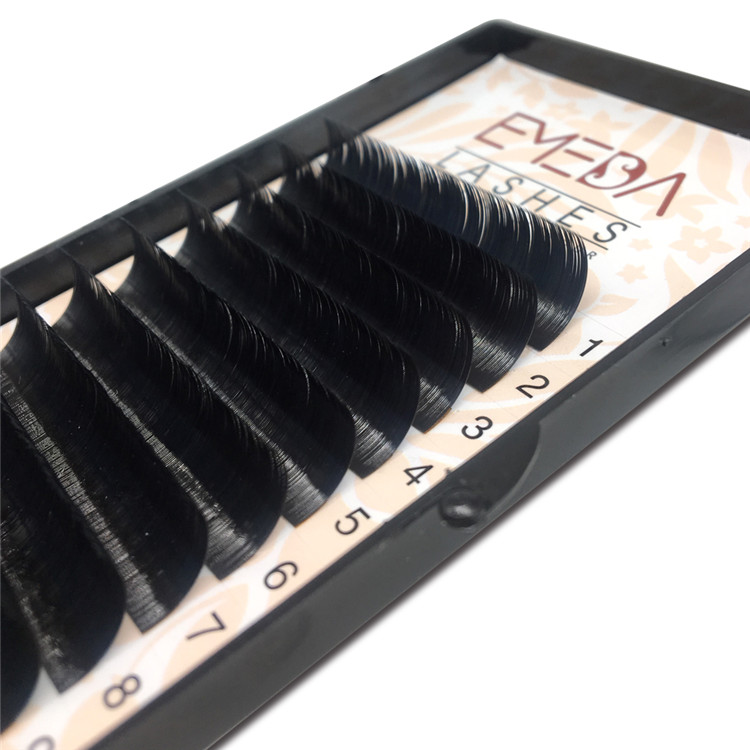 Eyelash Extensions Wholesale Premium Eyelash Y-4