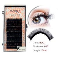 Best Eyelashes Extensions Natural Looking Y-10