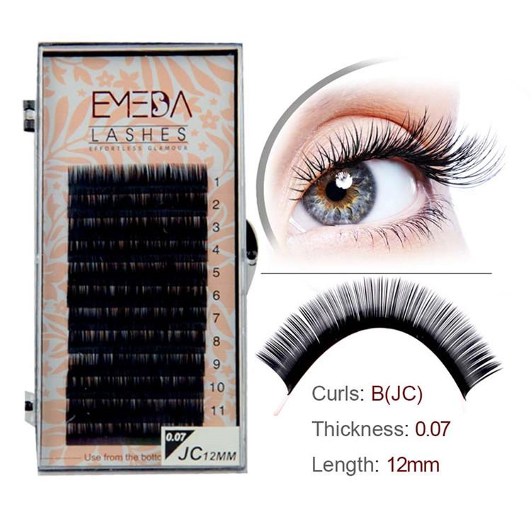 High Quality Eyelash Extension Manufacturer Y-2 - Emeda eyelash