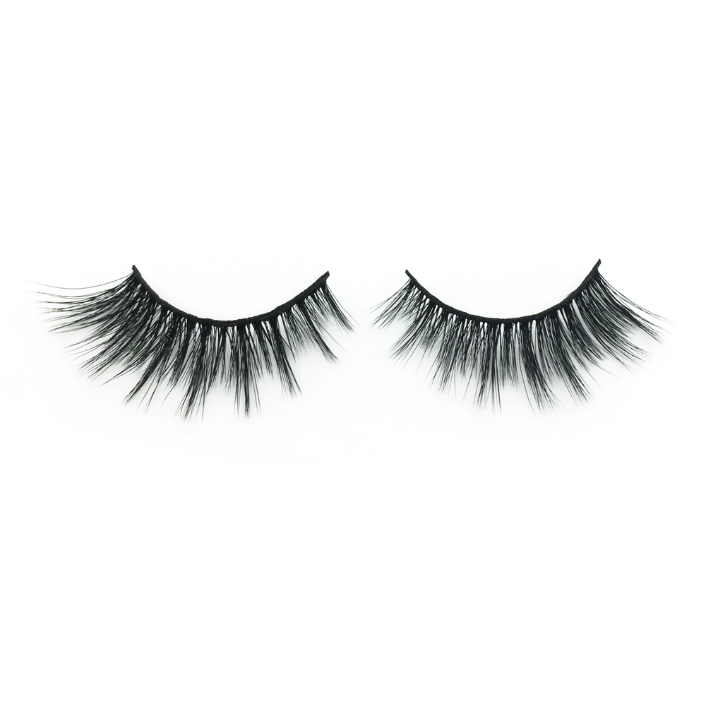 Wholesale Lashes Suppliers Private Label 3D Silk Eyelashes