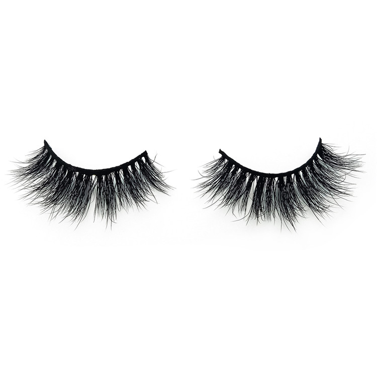 Siberian 3D mink eyelash supplier JH190