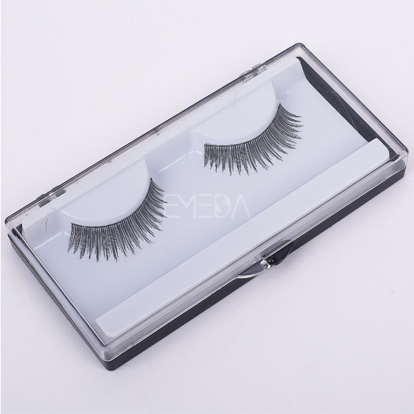 rigid human hair eyelash packaging box L44