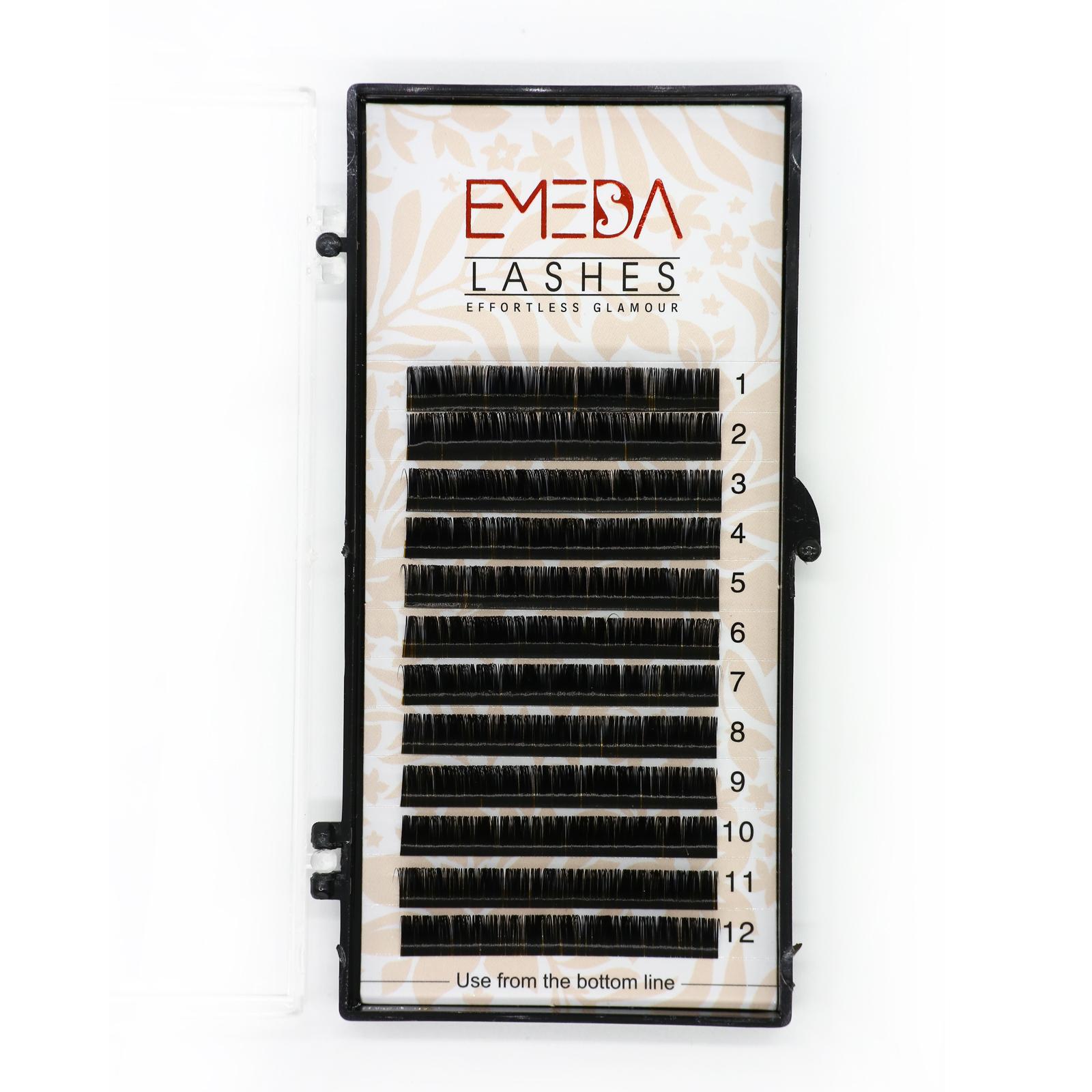 9c42a87966c Factory Supply Natural Looking Lash Extension PY - Emeda eyelash