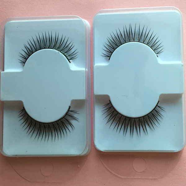 harpened synthetic eyelashes japanese lashesL107