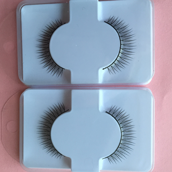 Tip mellow synthetic eyelashes ,sharpened L108