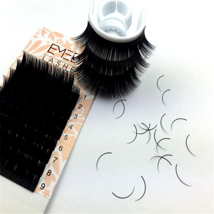 f2fc0872a09 Wholesale Silk Mink Eyelash Extension Supplier SN-PY1 - Emeda eyelash