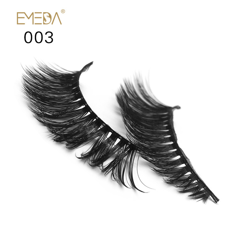 Handmade Cross Full False Eyelashes EL-PY1