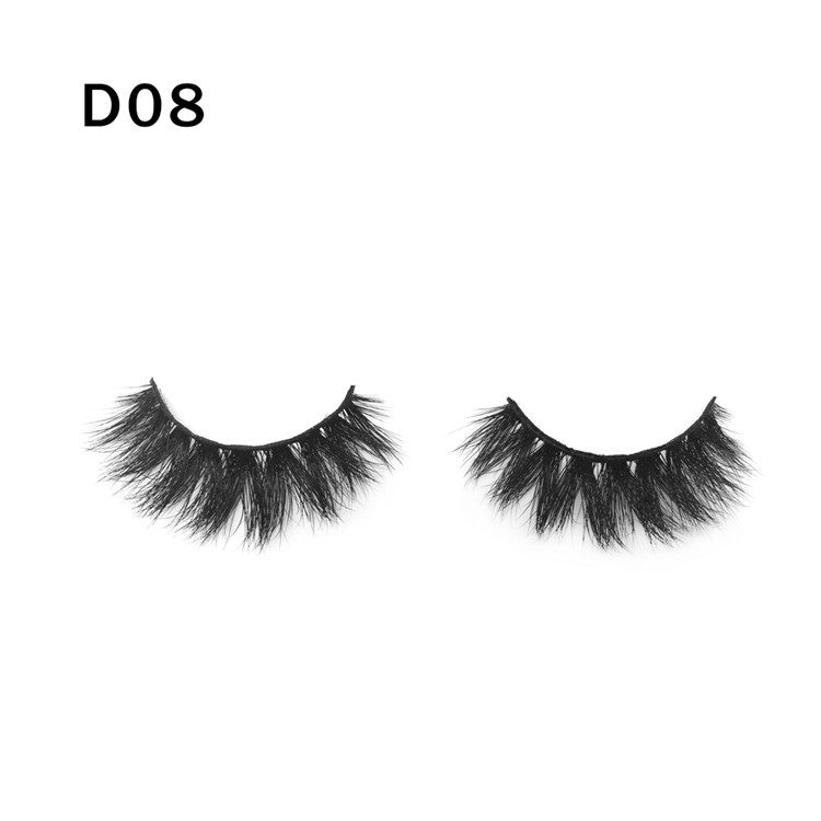 Luxury Best Natural Looking Mink Eyelashes Y-70-PY1