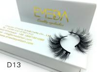 High quality 3d mink eyelashes with custom boxYP