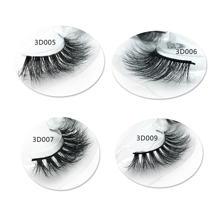 Mink Eyelashes Suppliers Wholesale Private Label Mink Lashes - Emeda