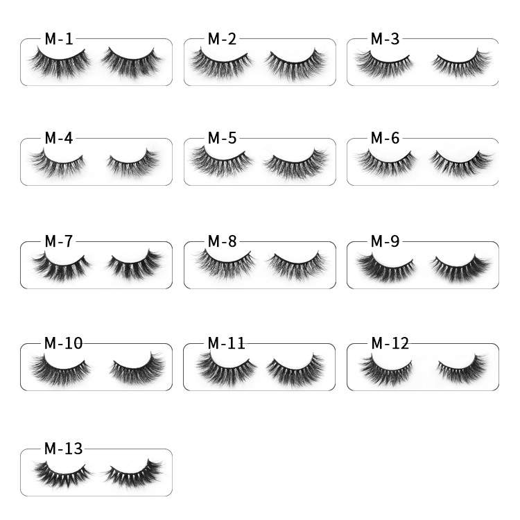 8fb96d06e29 Wholesale Premium Mink Eyelashes Indonesia PY1 - Emeda eyelash