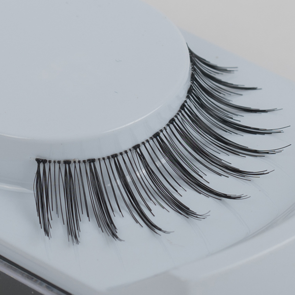 human hair eyelashes fast delivery L125